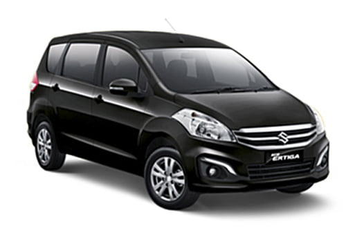 NEW ERTIGA COOL BLACK MET