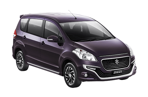 NEW ERTIGA DREZA BURGUNDY RED PEARL