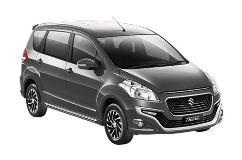 NEW ERTIGA DREZA GRAPHITE GREY