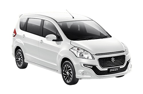 NEW ERTIGA DREZA SNOW WHITE
