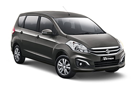 NEW ERTIGA GRAPHITE GREY