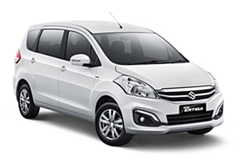 NEW ERTIGA SNOW WHITE