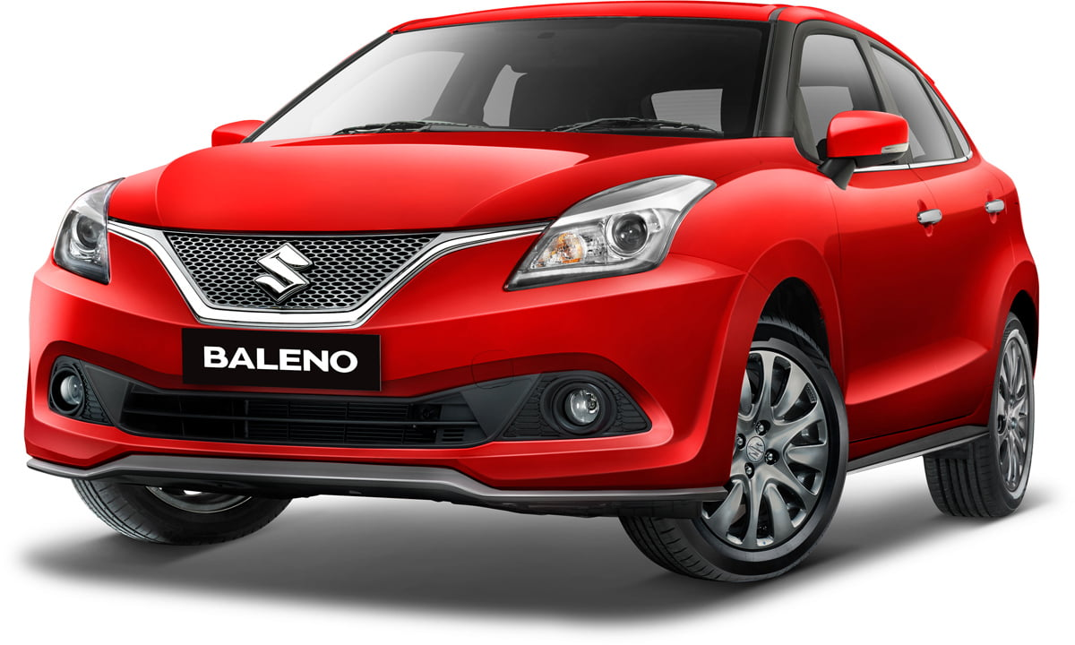 baleno fire red