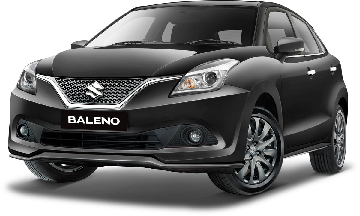 baleno midnight black