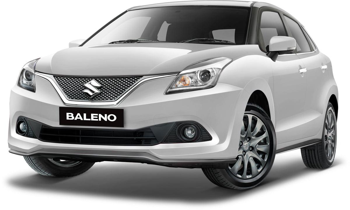 baleno premium silver