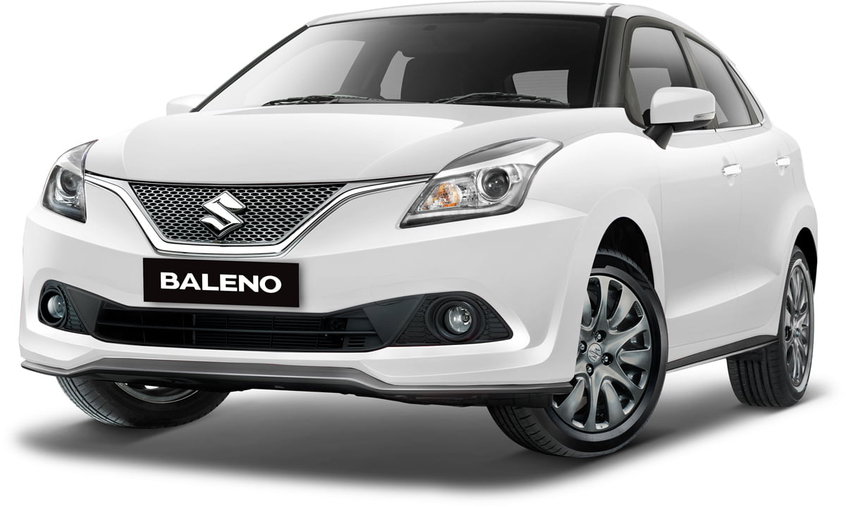 baleno [rime artic white