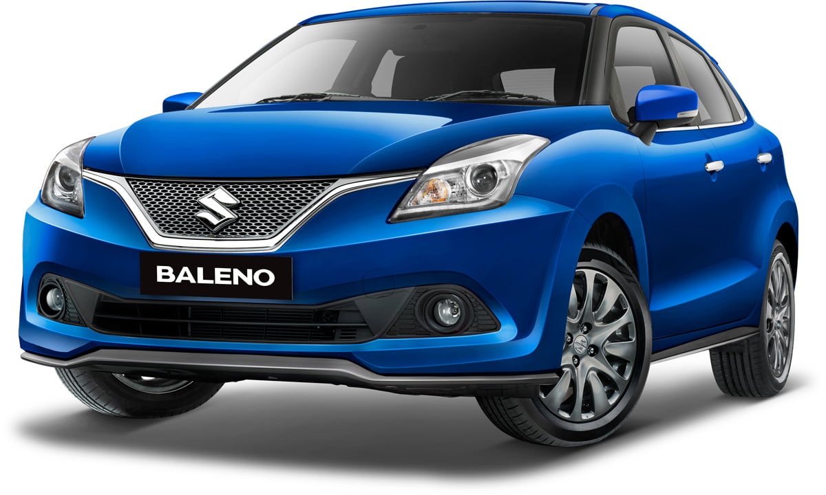 baleno urban blue