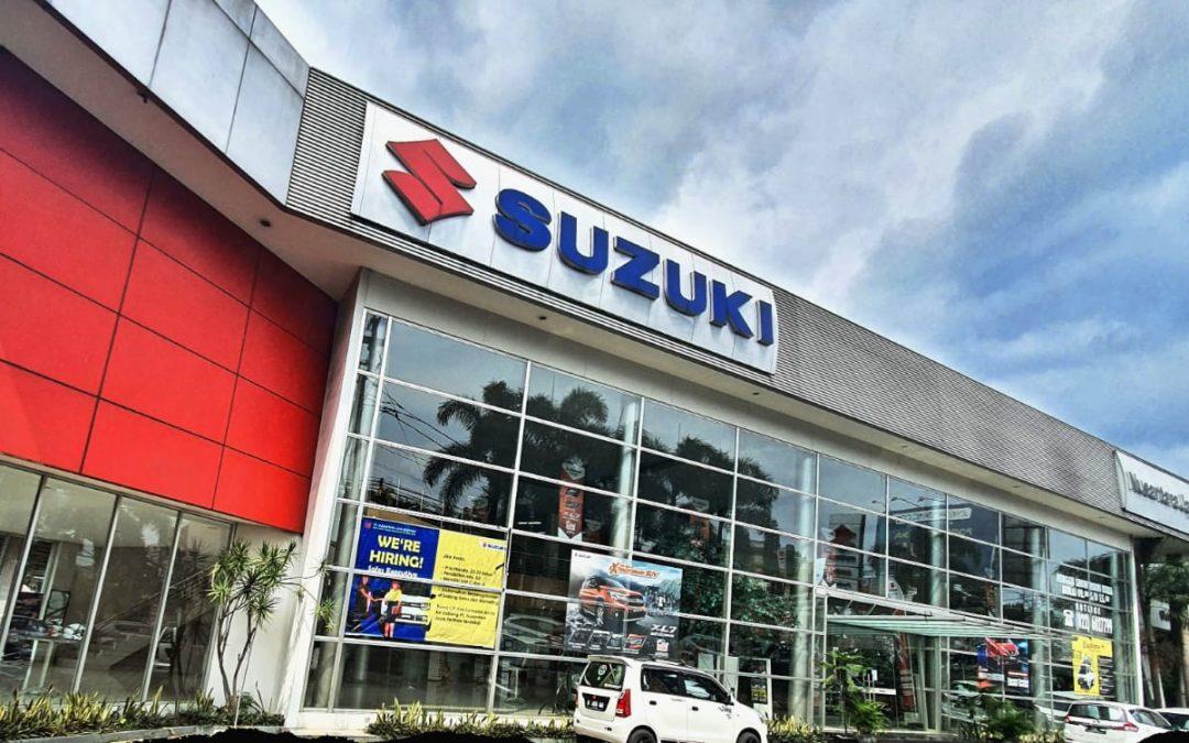 Dealer Suzuki Bandung