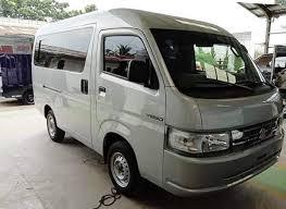 New Carry Minibus segera meluncur